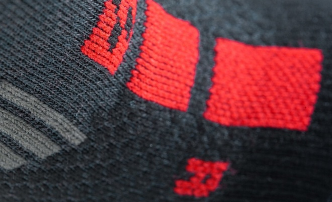 Носки Cube AM Sock Blackline