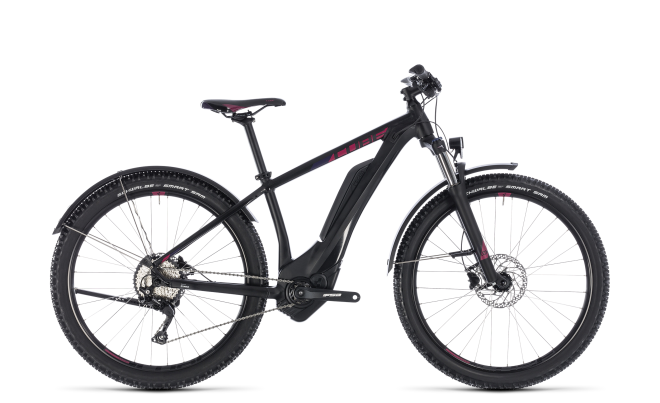 Велосипед Cube Access Hybrid Pro Allroad 400 27.5