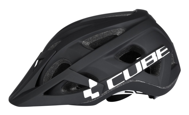 Шлем Cube Helmet AM Race, чёрный