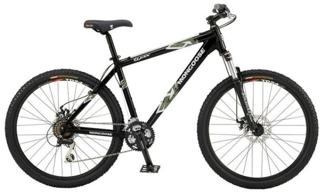 Горный велосипед Mongoose Tyax Elite