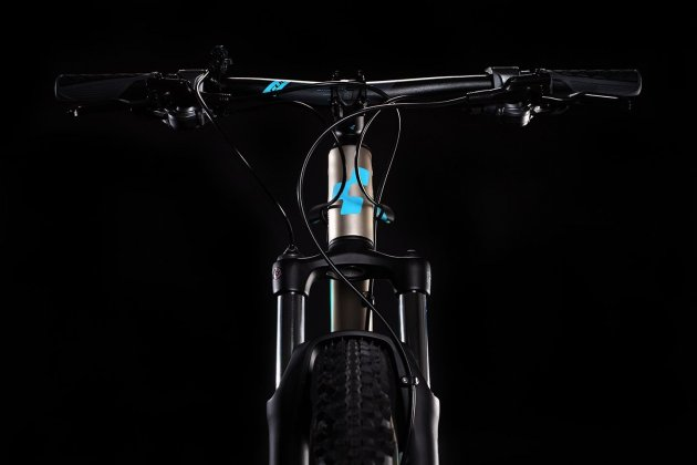 Велосипед Cube Access WS Pro 27.5 (2020)
