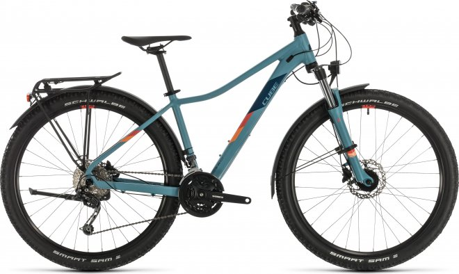Велосипед Cube Access WS Pro Allroad 29 (2020)