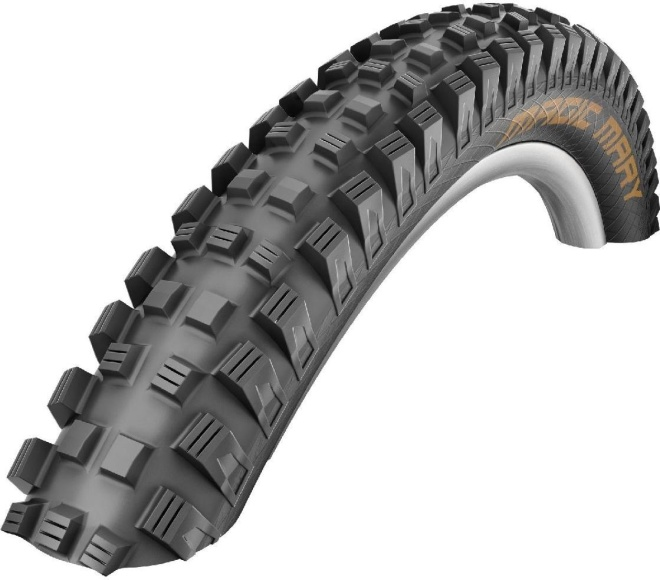 Покрышка Schwalbe Magic Mary 27.5x2.35 (60-584), Wired, Dual, Performance