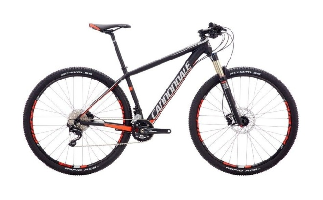 Велосипед Cannondale F-Si 3 27.5 (2016)