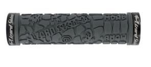 Грипсы Lizard Skins Lock-On Moab, серые
