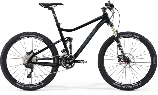 Двухподвес Merida One-Twenty 7.XT Edition (2015)