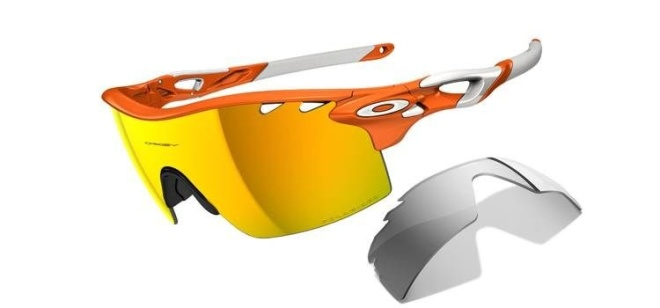 Очки спортивные Oakley Polarized Radarlock XL