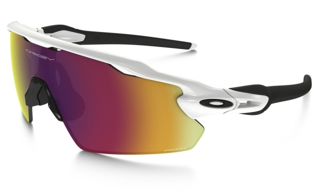 Очки спортивные Oakley Radar EV Path Prizm Cricket Polished White