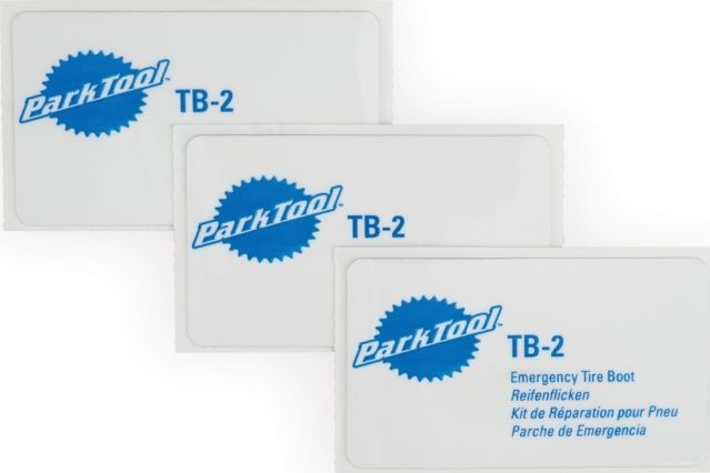 Набор заплаток Park Tool Emergency Tire Boots TB-2