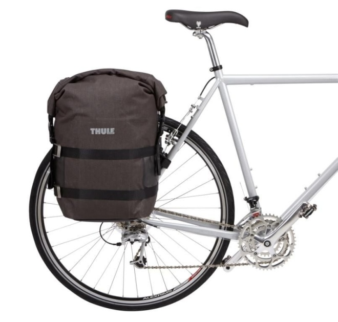 Сумка на багажник Thule Pack 'n Pedal Large Adventure Touring Pannier