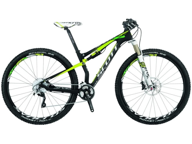 Двухподвес Scott Contessa Spark 900 RC
