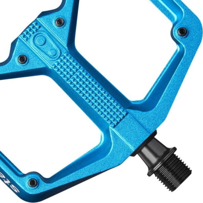 Педали-платформы Crankbrothers Stamp 3 Large, синие