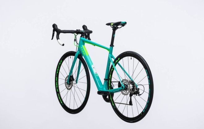 Велосипед Cube Axial WLS GTC SL Disc (2017)