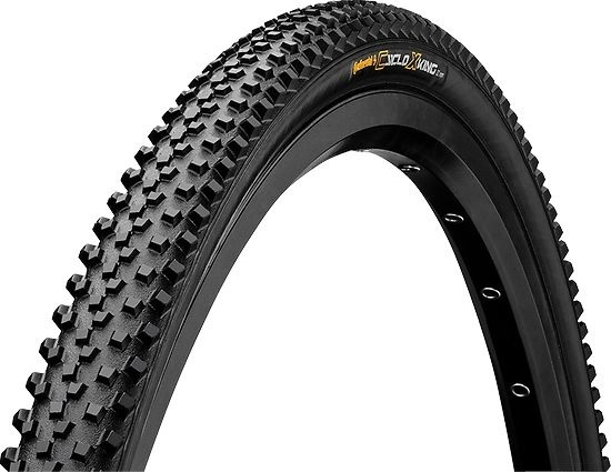Покрышка Continental CycloXKing, 700x35C