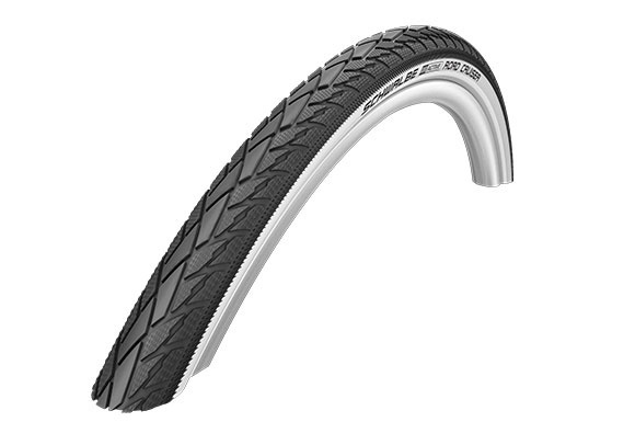 Покрышка Schwalbe Road Cruiser 26x1.75 (57-559), Wired, SBC, Active