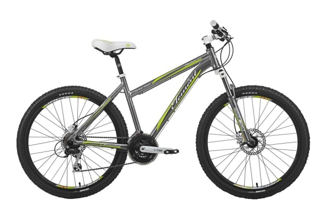 Велосипед Alpine Element Electron 5.0 (2013)