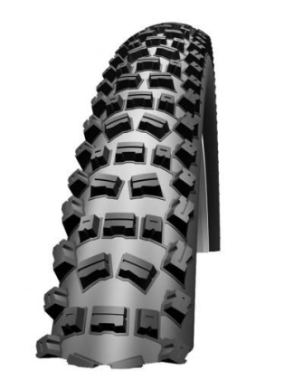 Покрышка Schwalbe Fat Albert Rear 26х2.40, Evo, SnakeSkin