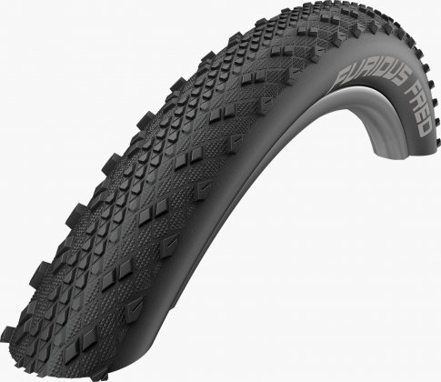 Покрышка Schwalbe Furious Fred 26x2.25, PaceStar