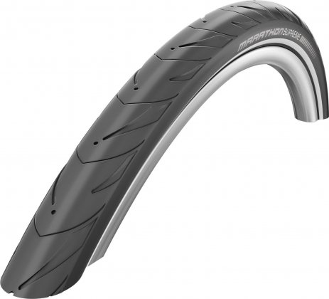 Покрышка Schwalbe Marathon Supreme 28x2.00 (50-622), Folding, OneStar, Evolution