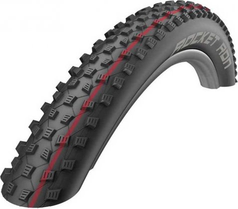 Покрышка Schwalbe Rocket Ron 29x2.10 (54-622), Folding, Addix, Performance