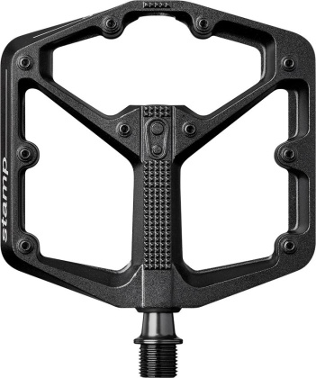 Педали-платформы Crankbrothers Stamp 3 Large, чёрные