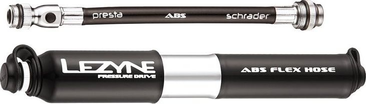 Lezyne Pressure Drive Pump Black
