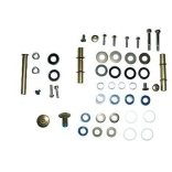 Ремкомплект для рамы Scott Rear Triangle Repair Kit для Scott Spark 2007-2011 (A, B, C)