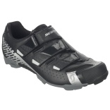 Велообувь Scott MTB Comp RS Lady Shoe, чёрно-серебристая