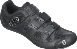 Велотуфли Scott Road Pro Shoe, чёрные