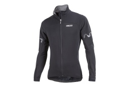 Куртка Nalini Black Wind Jkt, I15, 4000, чёрно-серая