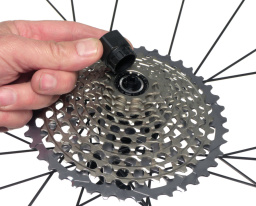 Фото товара Съёмник кассеты Park Tool FR-5, 23.4 мм, 12 шлицов, для Shimano, SRAM, SunRace, SunTour, Chris King и других