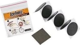 Набор заплаток Icetoolz Glueless patch set AirDam
