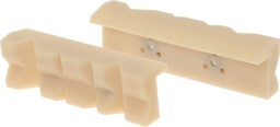 Губки в тиски Cyclus Tools Plastic Vice Jaw Plates