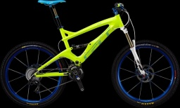 Фото товара Двухподвес GT Force Carbon Pro - Neon Yellow
