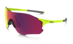 Очки спортивные Oakley Evzero Path Prizm Road Retina Burn Collection, цвет лайма