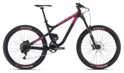 Велосипед Commencal META SX ESSENTIAL 650B LIMITED EDITION BLACK (2015)